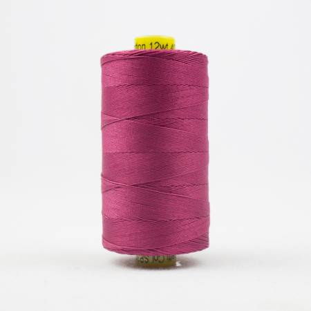 Spagetti 12# 3 Ply Cotton - 31-Soft Burgundy