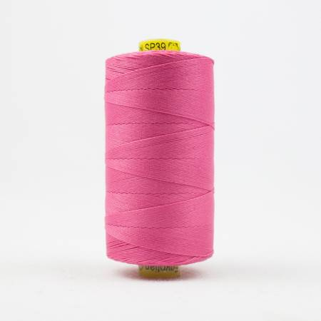 Spagetti Solid 12wt Cotton Thread  400m Carnation