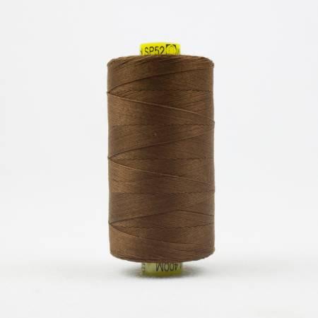 Spagetti Solid 12wt Cotton Thread  400m Milk Chocolate