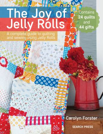 The Joy of Jelly Rolls Book Carolyn Forster