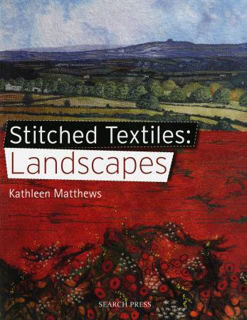 Stitched Textiles: Landscape  - Softcover