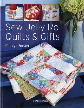 Sew Jelly Roll Quilts & Gifts  - Softcover/USED