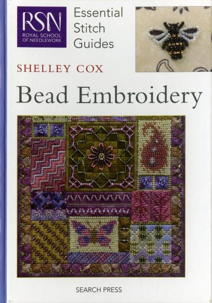 Essential Stitch Guides Bead Embroidery - Hardcover