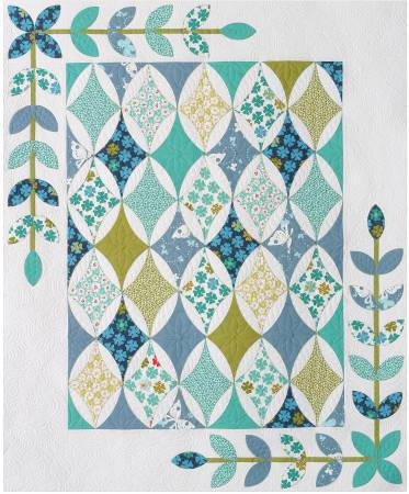 Hope's Diamond Quilt Pattern