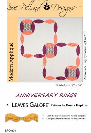 Sue Pelland Anniversary Rings Pattern