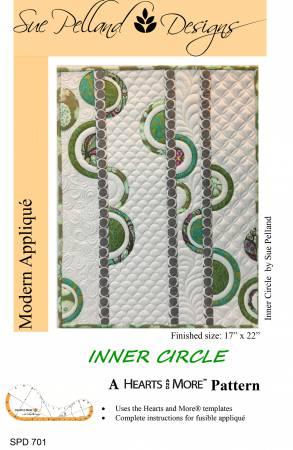 Sue Pelland Inner Circle pattern