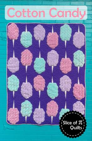 Cotton Candy Quilt Pattern by Slice of Pi Quilts