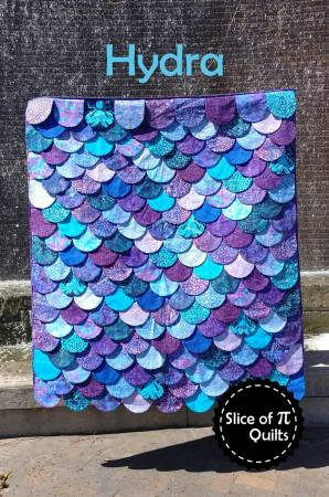Hydra Quilt Pattern by Slice of Pi Quilts