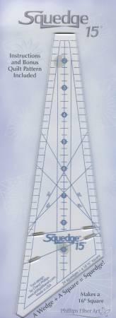 15 Degree Squedge Ruler SQ15