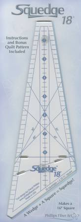 18 Degree Squedge Ruler