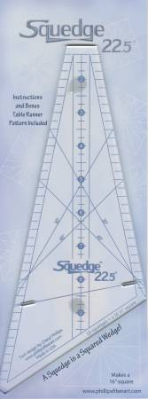 22.5 Degree Squedge Ruler