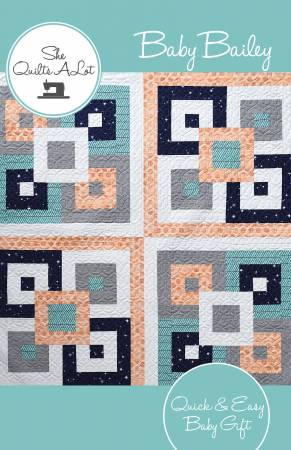Baby Bailey Quilt Pattern