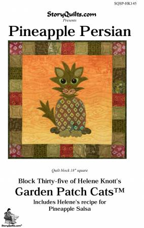 Pineapple Persian Pattern