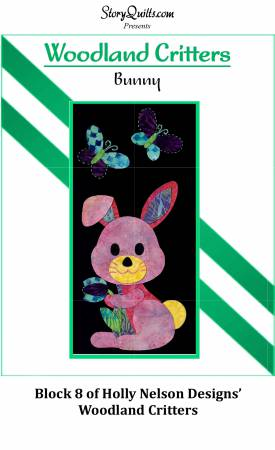 Woodland Critters Bunny