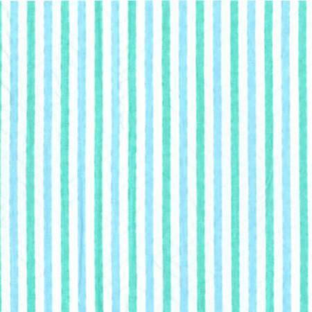 Breaker's Seersucker Stripe Cotton - Mint 44