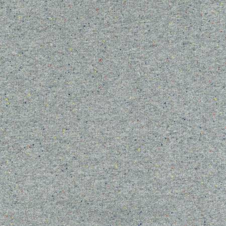 Grey French Terry Speckle 60in Wide