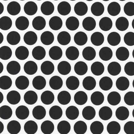 Spot On Lg Black Dots On White