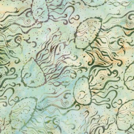 Sea Glass Coral Reef Batik KAU032720