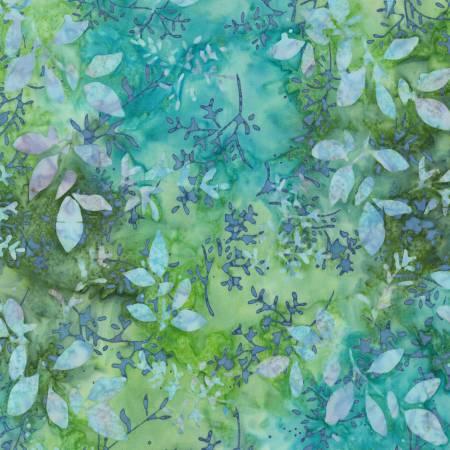 Sunrise Vista Batik - Meadow - by Robert Kaufman Fabrics
