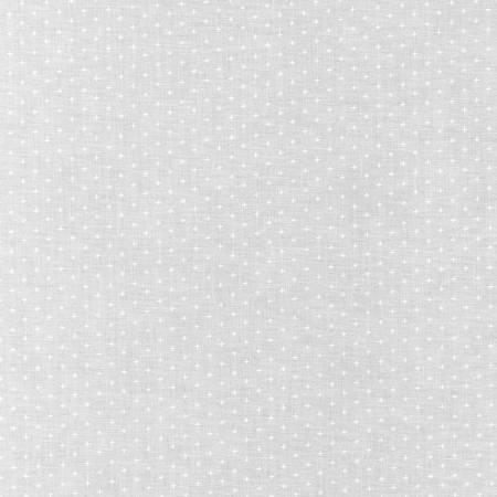 Mini Madness - White on White Plus Signs