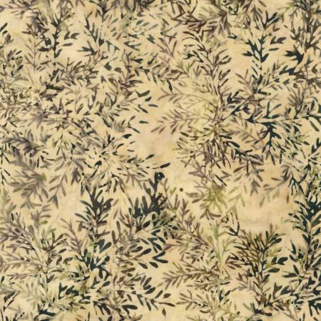 Batik RK Leaves Natural
