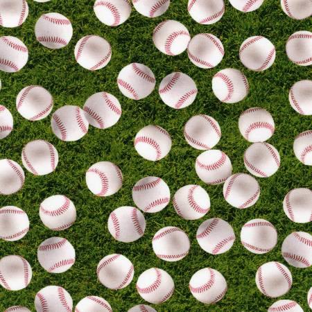 Sports Life 5 Baseballs