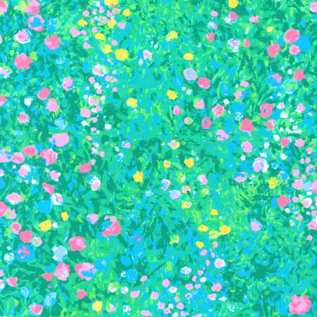 Pastel Painterly Petals