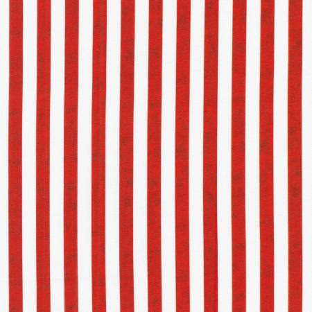 Americana Patriots Stripes Red/White