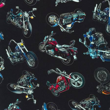 Motorcycles Black