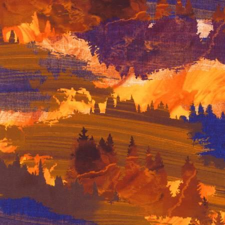 Nature's Pace - Landscape Sunset