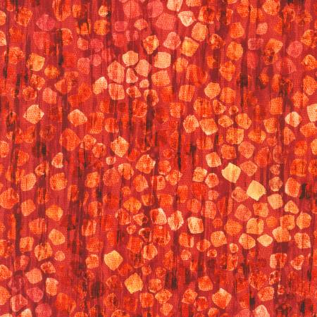 Nature's Pace - Pebbles Red