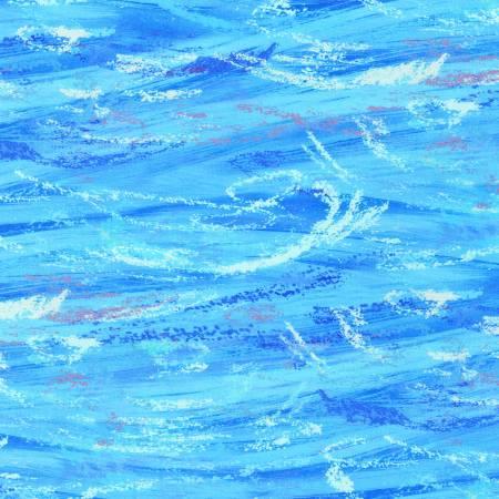 Nature's Pace - Tonal Blue