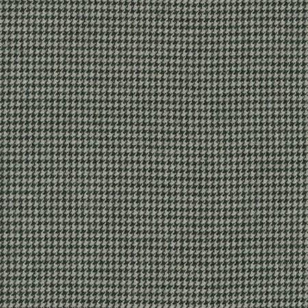 Grey Houndstooth Flannel