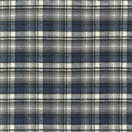 Robert Kaufman - Mammoth Flannel - 14893 - Ash
