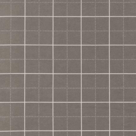 Grey Framework Flannel,