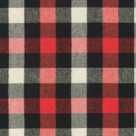 Flannel - Red Plaid