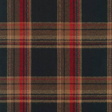 Russet Mammoth Flannel Plaid
