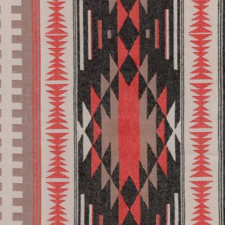 Black Taos Flannel