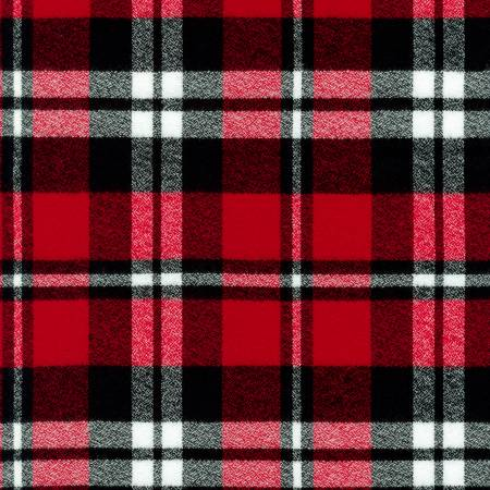 Red Mammoth Flannel Plaid