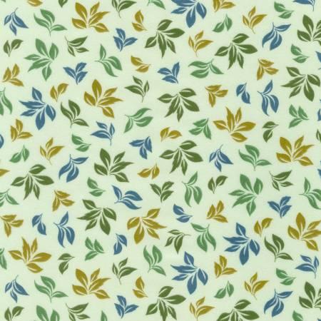 Robert Kaufman Cozy Outdoors Flannel 20446-43 Leaves Leaf