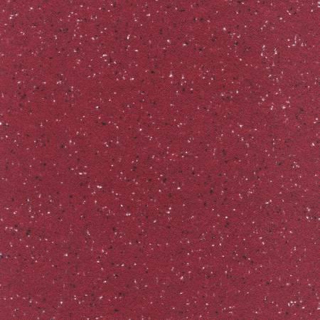 Speckle Crimson Shetland Flannel