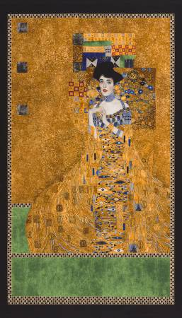 Klimt 2020 Panel (Portrait of Mrs Adele Bloch-Bauer)