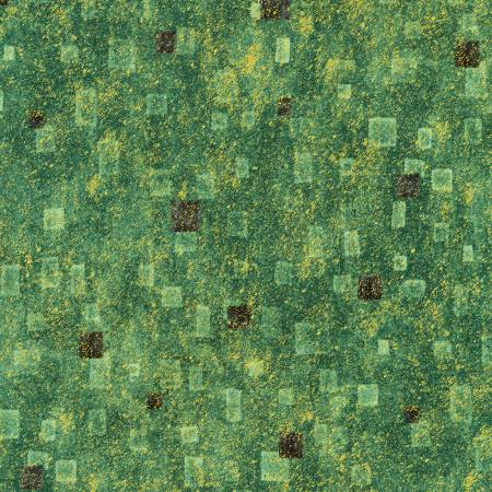 Gustav Klimt Green/metallic