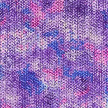 Atlantia - Orchid Scale Texture w/Metallic