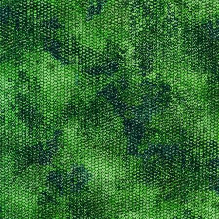 Atlantia - Emerald Scale Texture w/Metallic