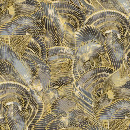 Onyx Treasures of Alexandria w/Metallic