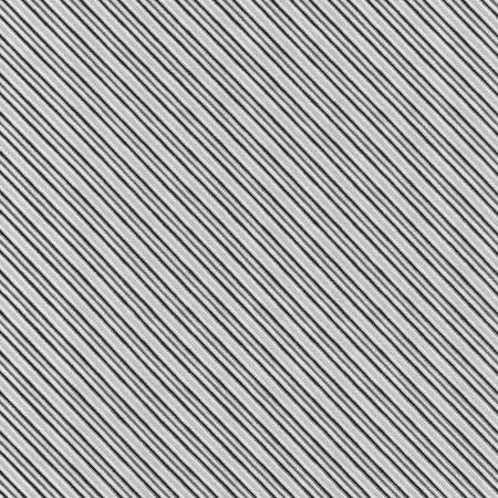 Holiday Charms - Stripe Silver Christmas w/Metallic
