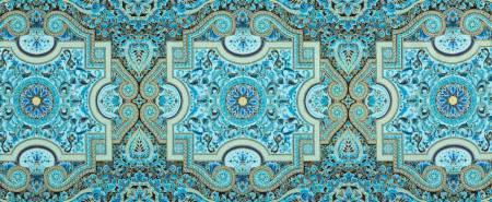 Persis - Medallion Blue