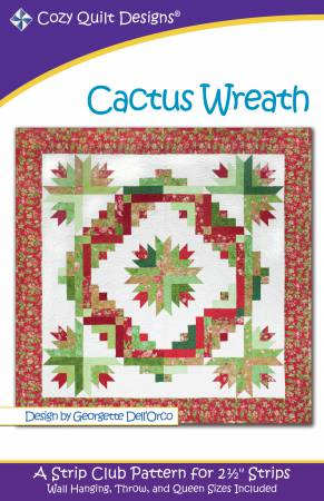 Cozy Strip Club - Cactus Wreath