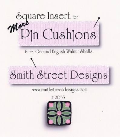 Square Insert - More Pincushions Pattern - SS2035